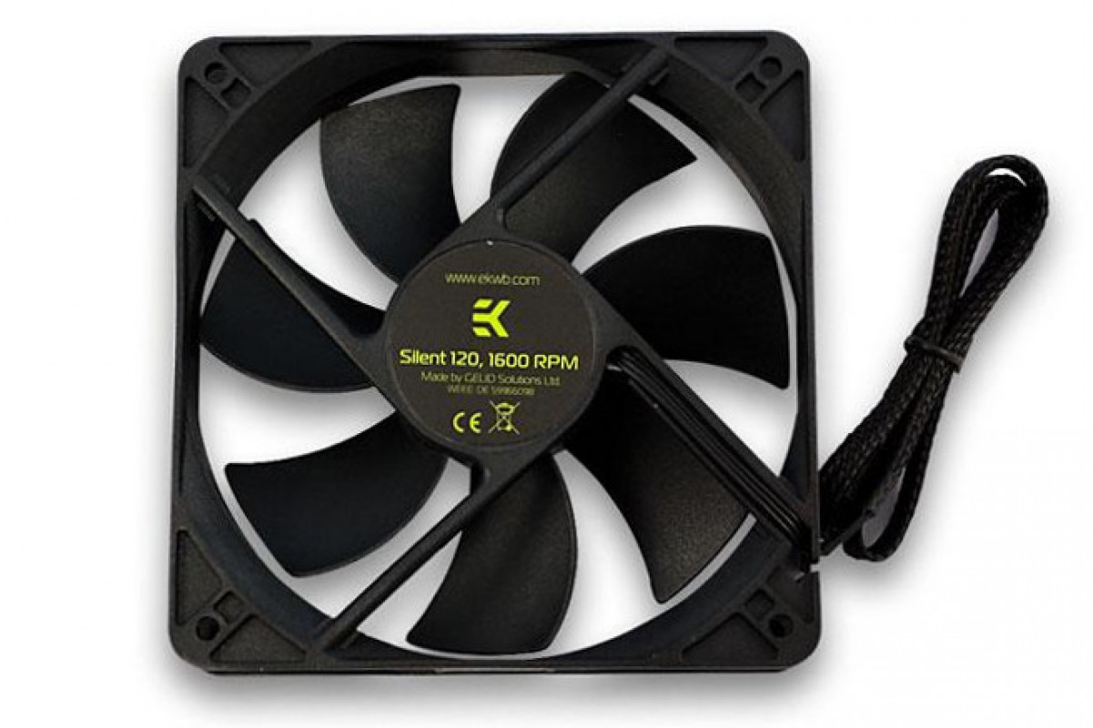 EK-FAN Silent 120-1600 RPM
