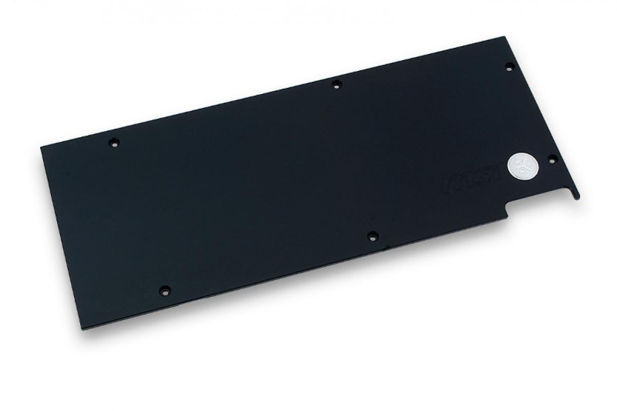 EK-FC R9-390X TF5 Backplate - Black