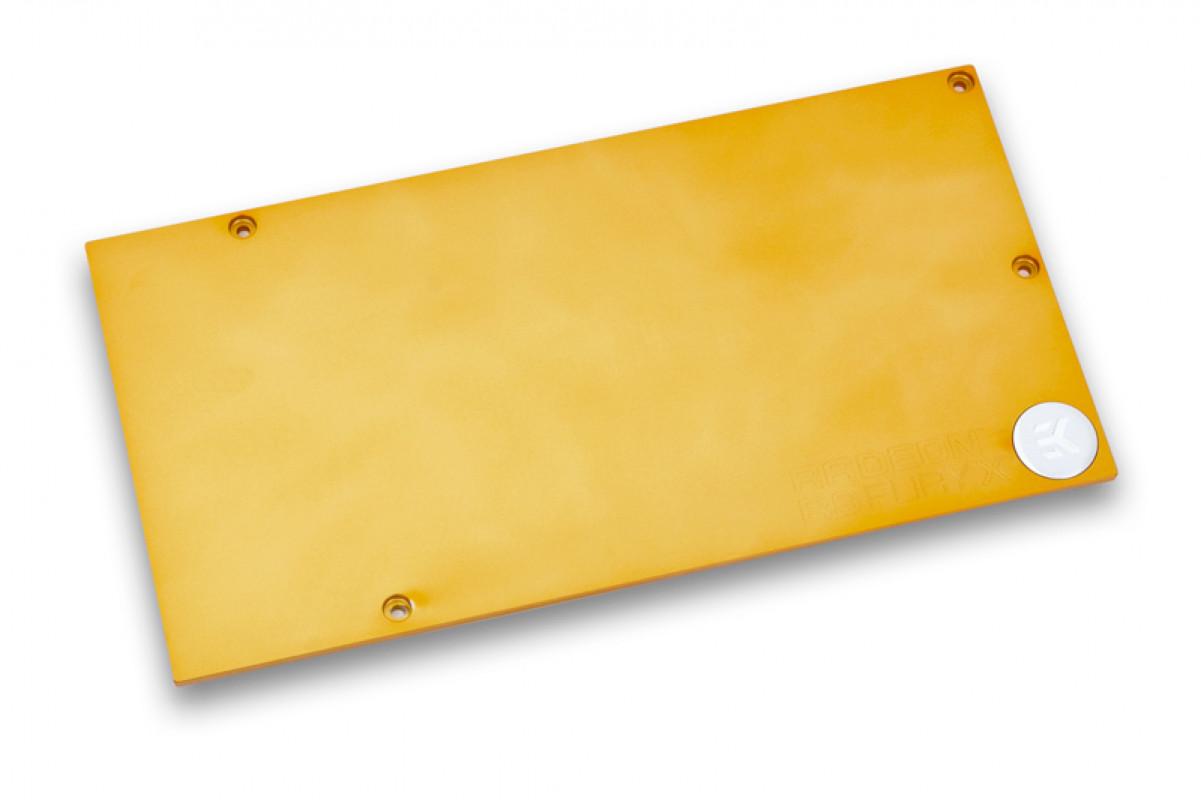 EK-FC R9 Fury X Backplate - Gold