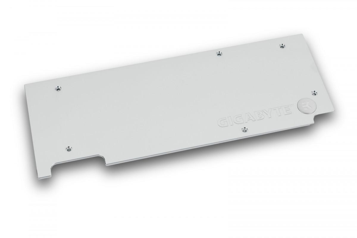 EK-FC1080 GTX G1 Backplate - Nickel