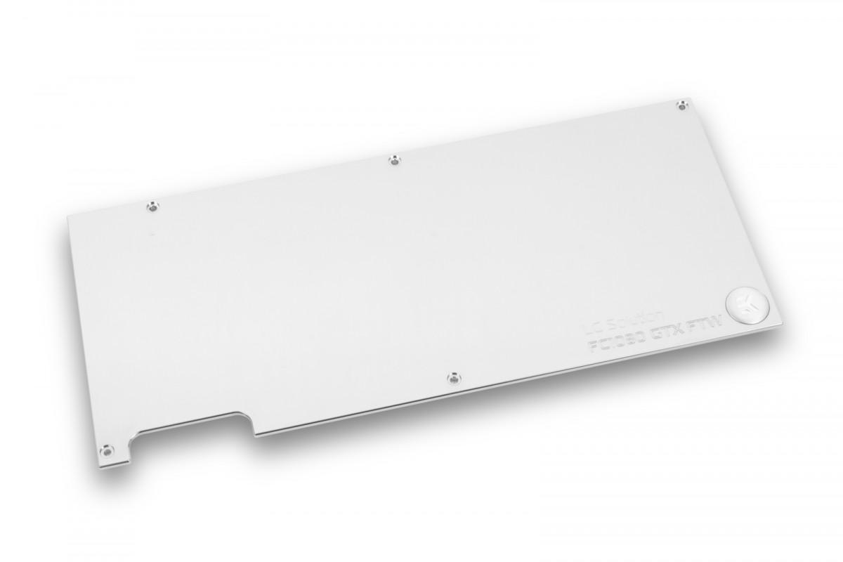 EK-FC1080 GTX FTW Backplate - Nickel