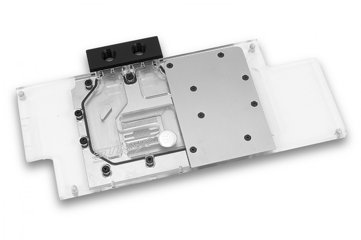 EK-FC1080 GTX Strix - Nickel