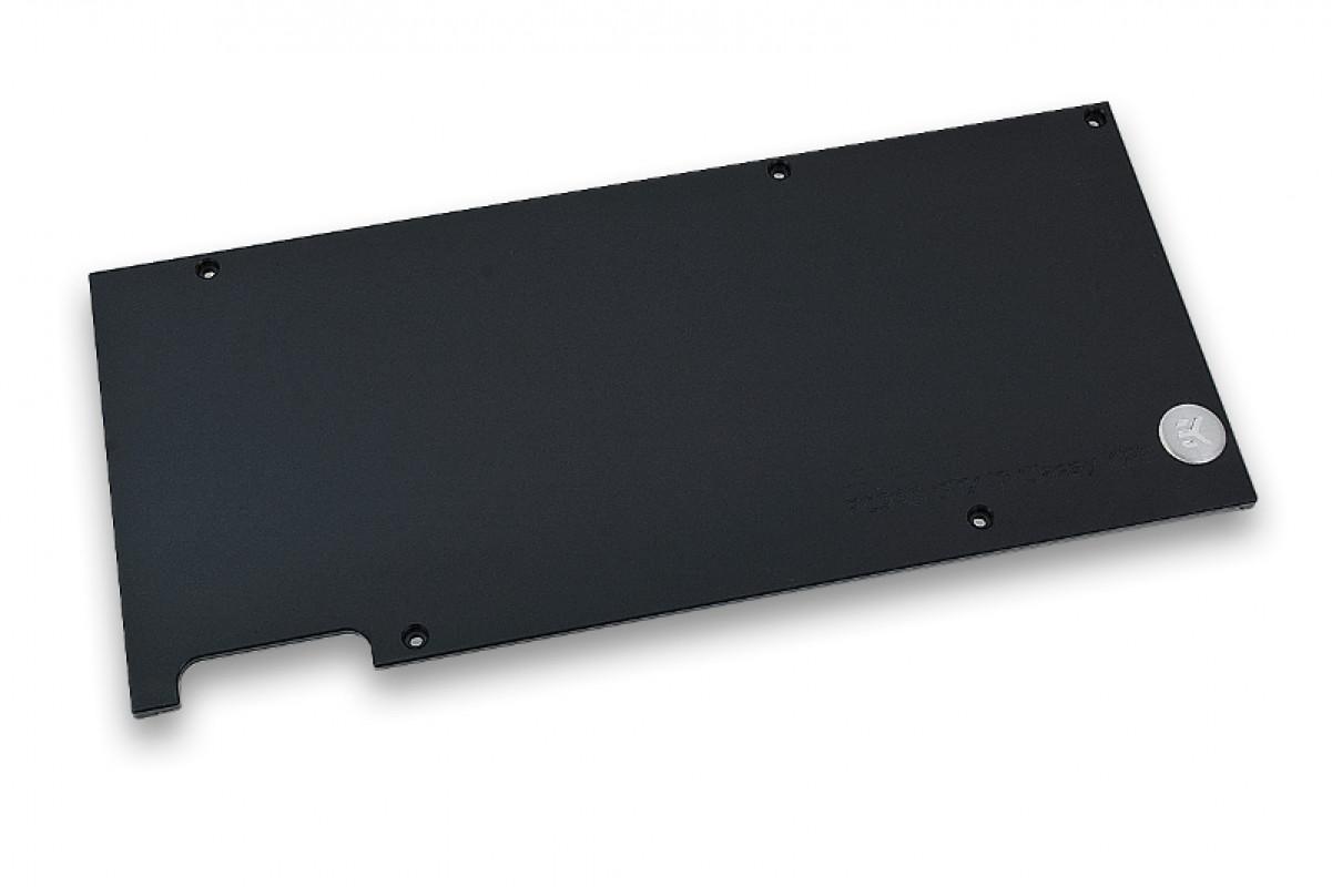 EK-FC980 GTX Ti Classy KPE Backplate - Black