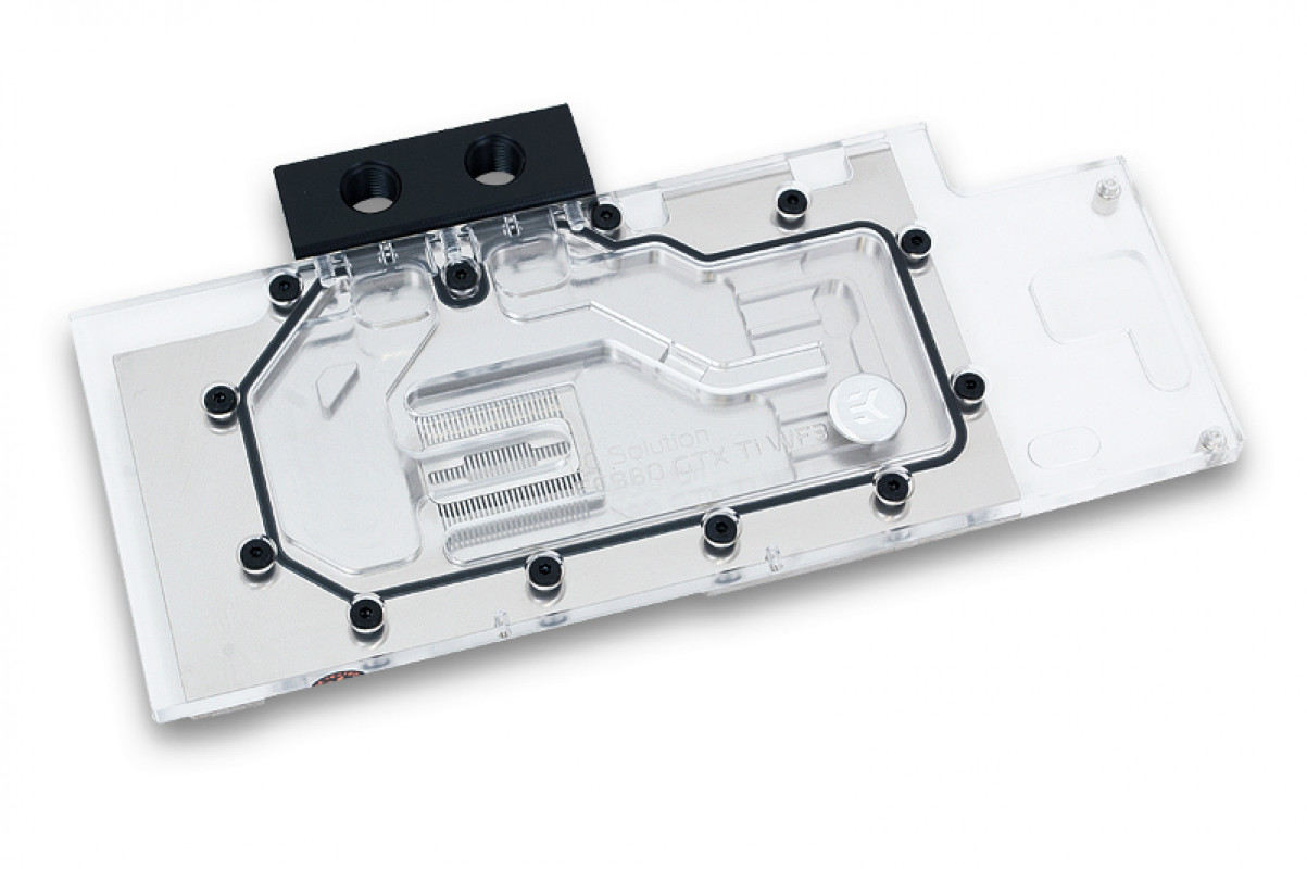 EK-FC980 GTX Ti WF3 - Nickel