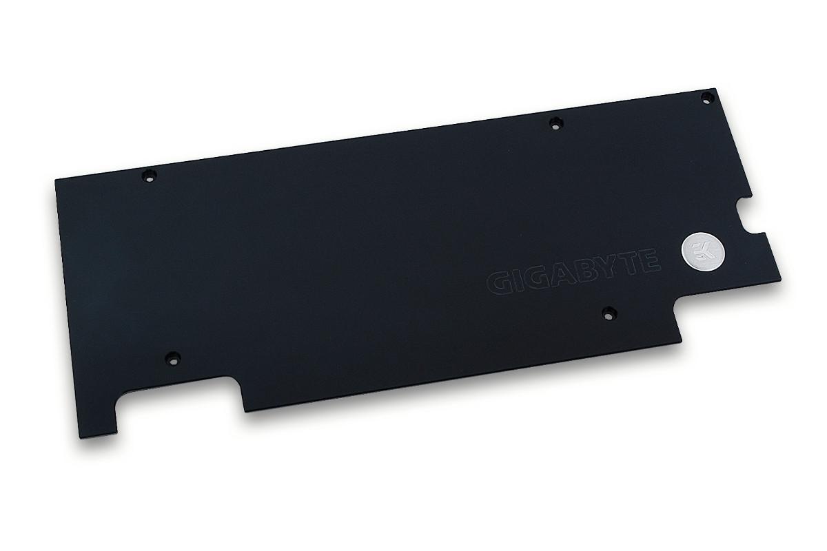 EK-FC980 GTX Ti XG Backplate - Black