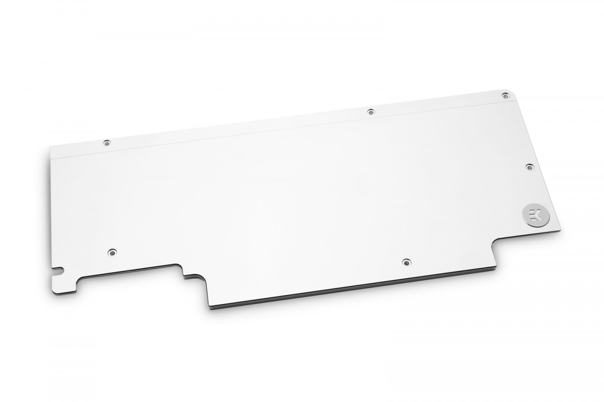 EK-Vector Trio RTX 2080 Backplate - Nickel