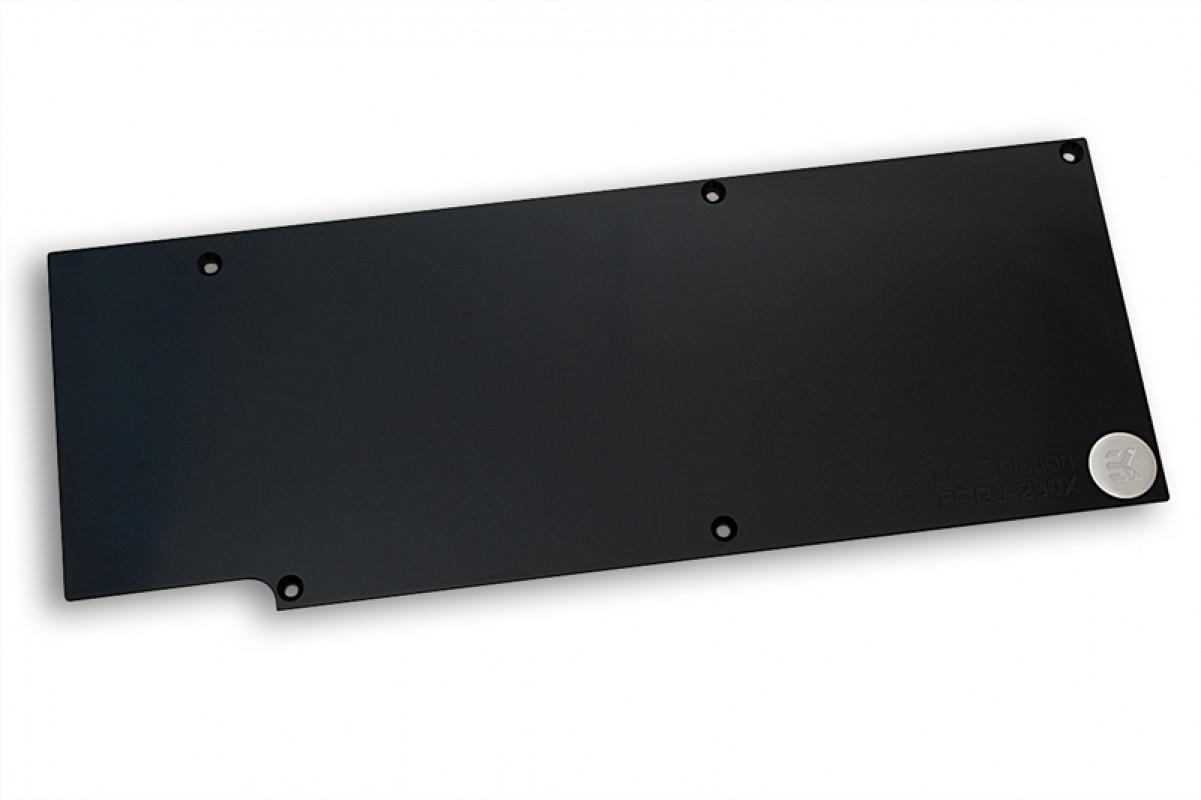 EK-FC R9-290X Backplate - Black
