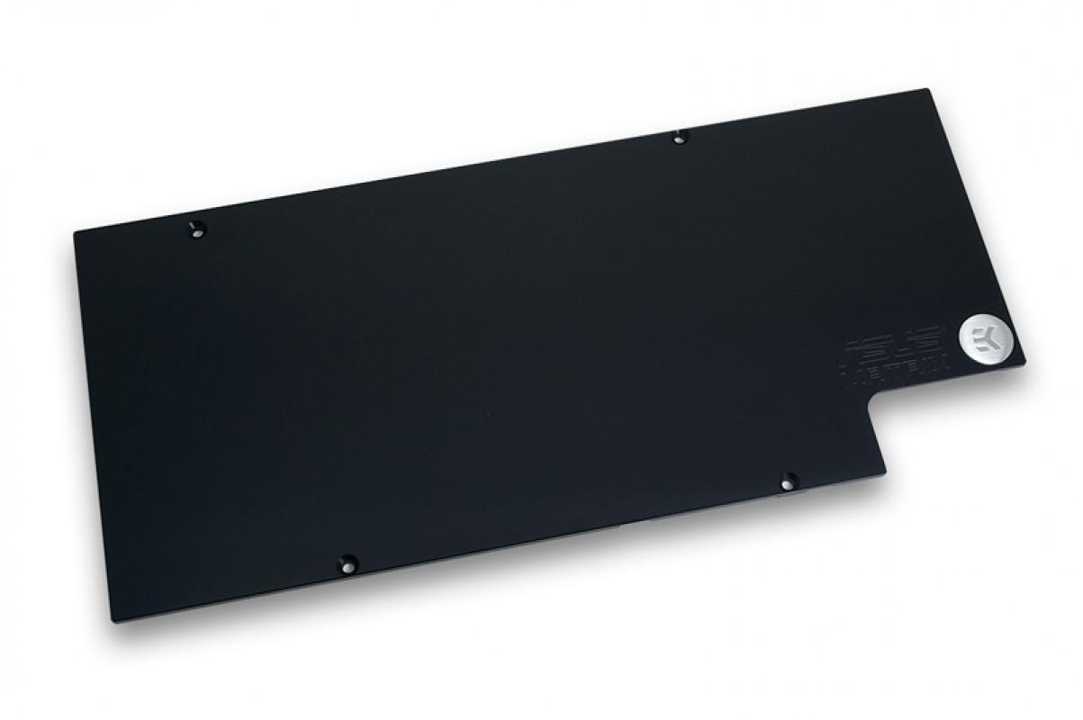 EK-FC R9-290X Matrix Backplate - Black