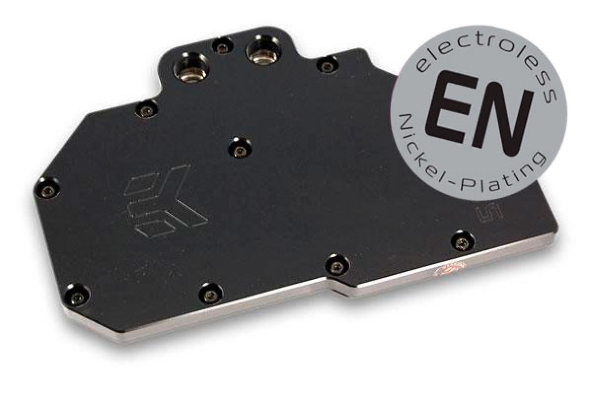 EK-FC580 GTX+ - Acetal+EN (Nickel)