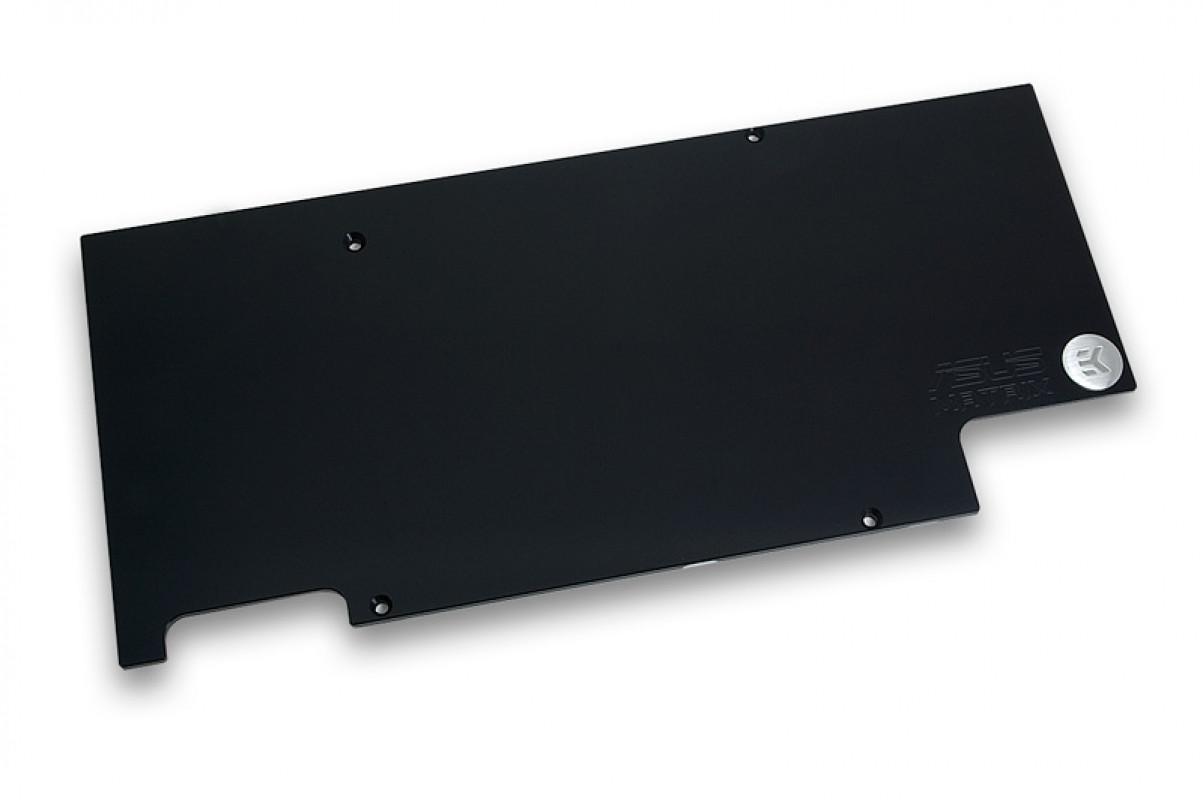 EK-FC780 GTX Ti Matrix Backplate - Black