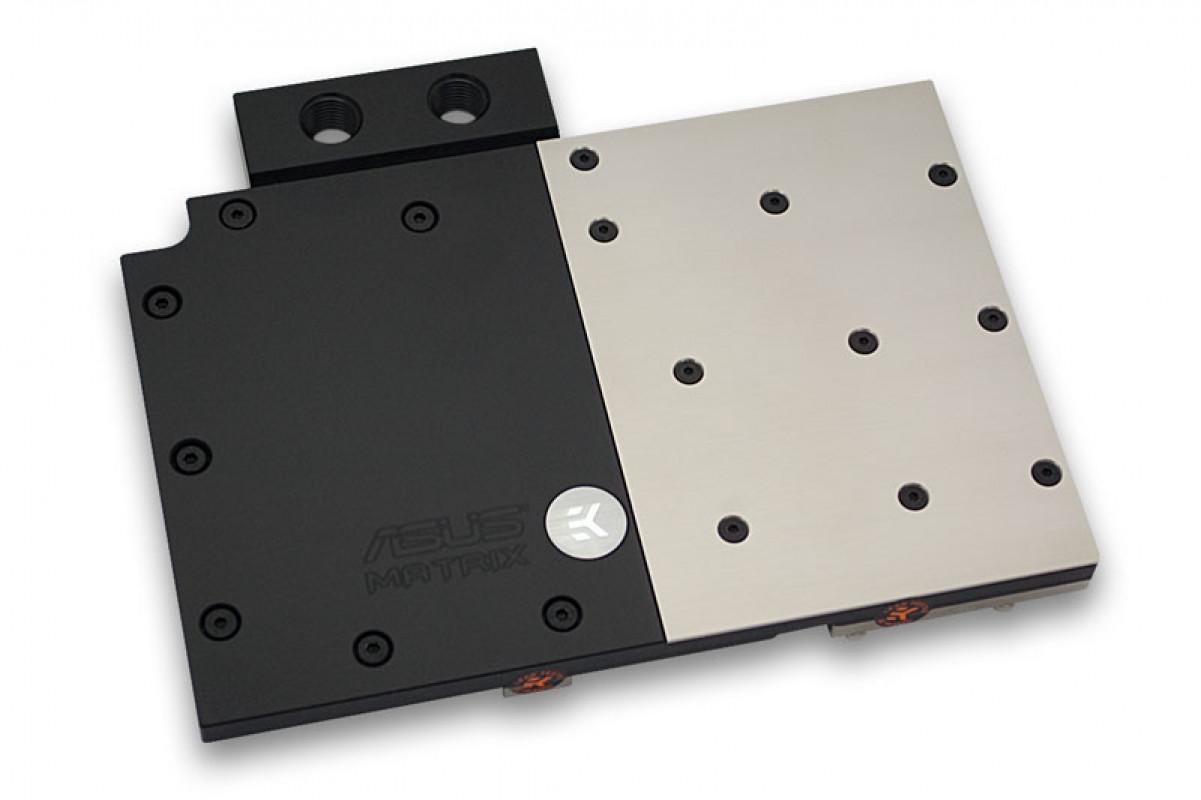 EK-FC R9-280X Matrix - Acetal+Nickel