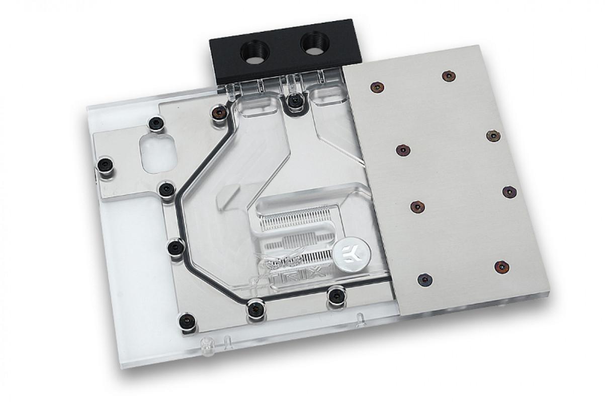 EK-FC980 GTX Ti Strix - Nickel