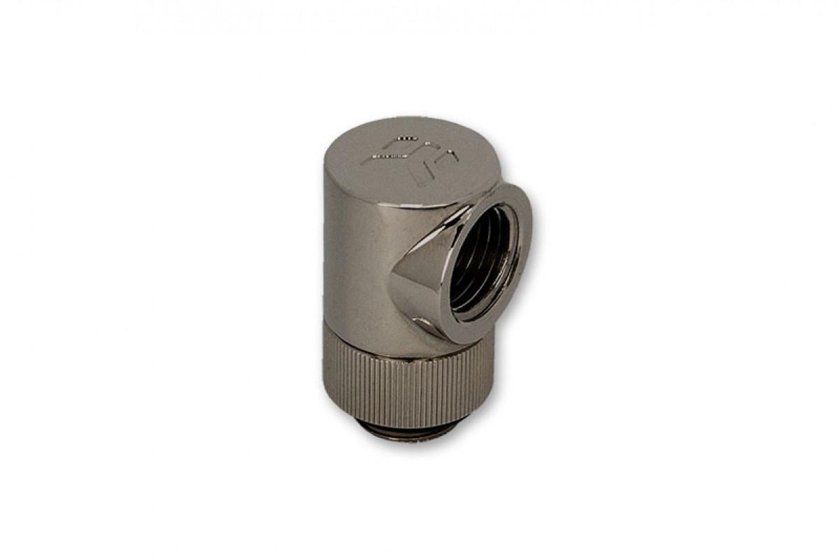 EK-CSQ Adapter 90° G1/4 Black Nickel (EOL)