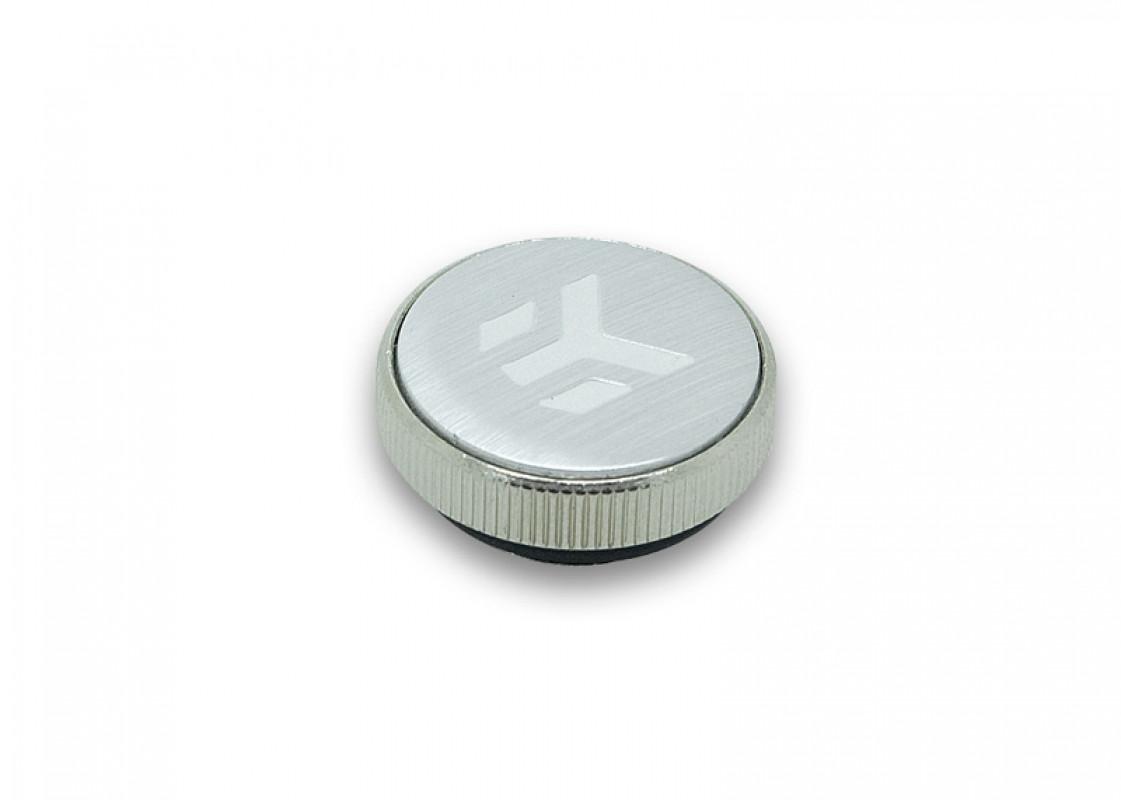 EK-CSQ Plug G1/4 with EK-Badge - Nickel