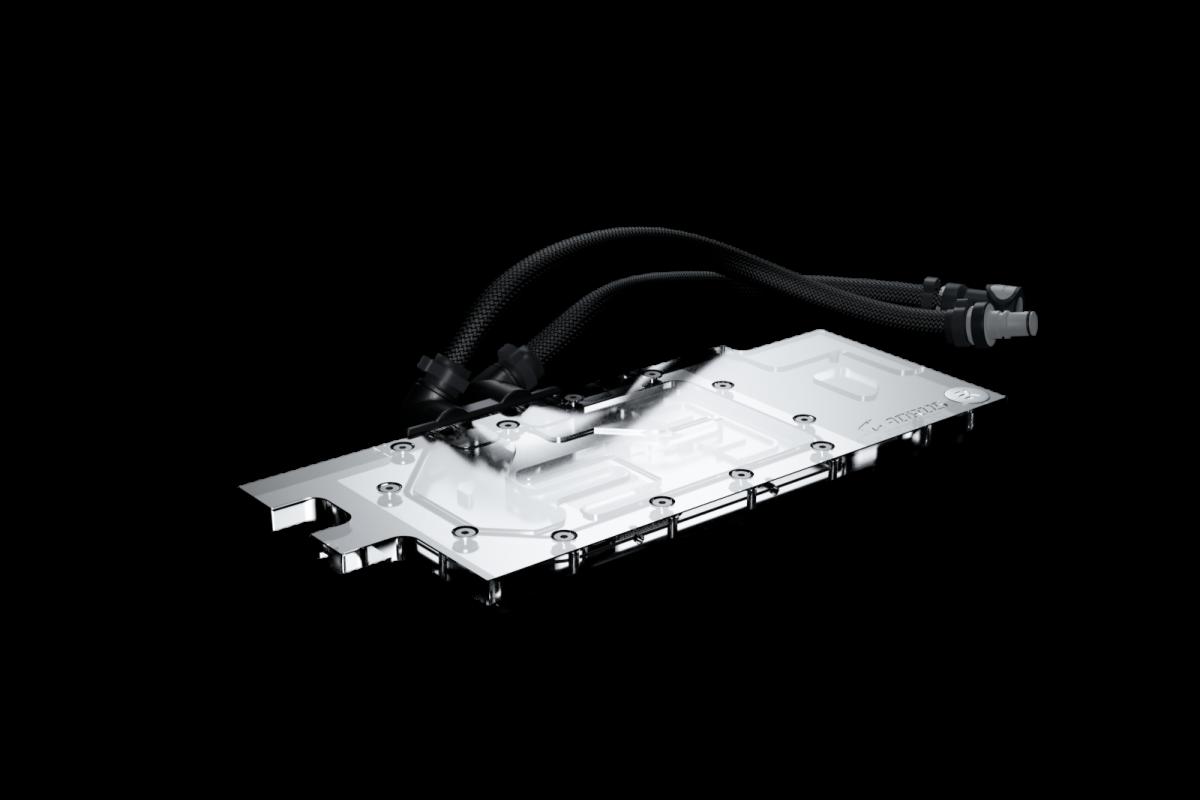 EK-MLC Phoenix GPU Module FC1080 GTX Ti Aorus - Nickel (rev. 2.0)