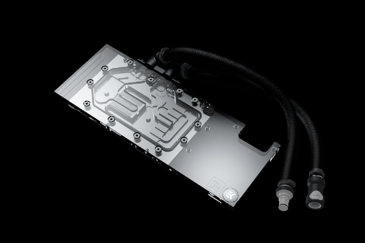 EK-MLC Phoenix GPU Module FC Radeon Vega - Nickel