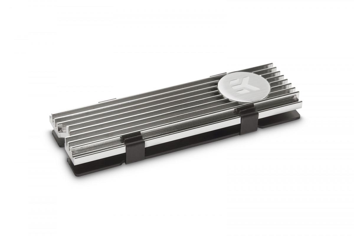 EK-M.2 NVMe Heatsink - Nickel