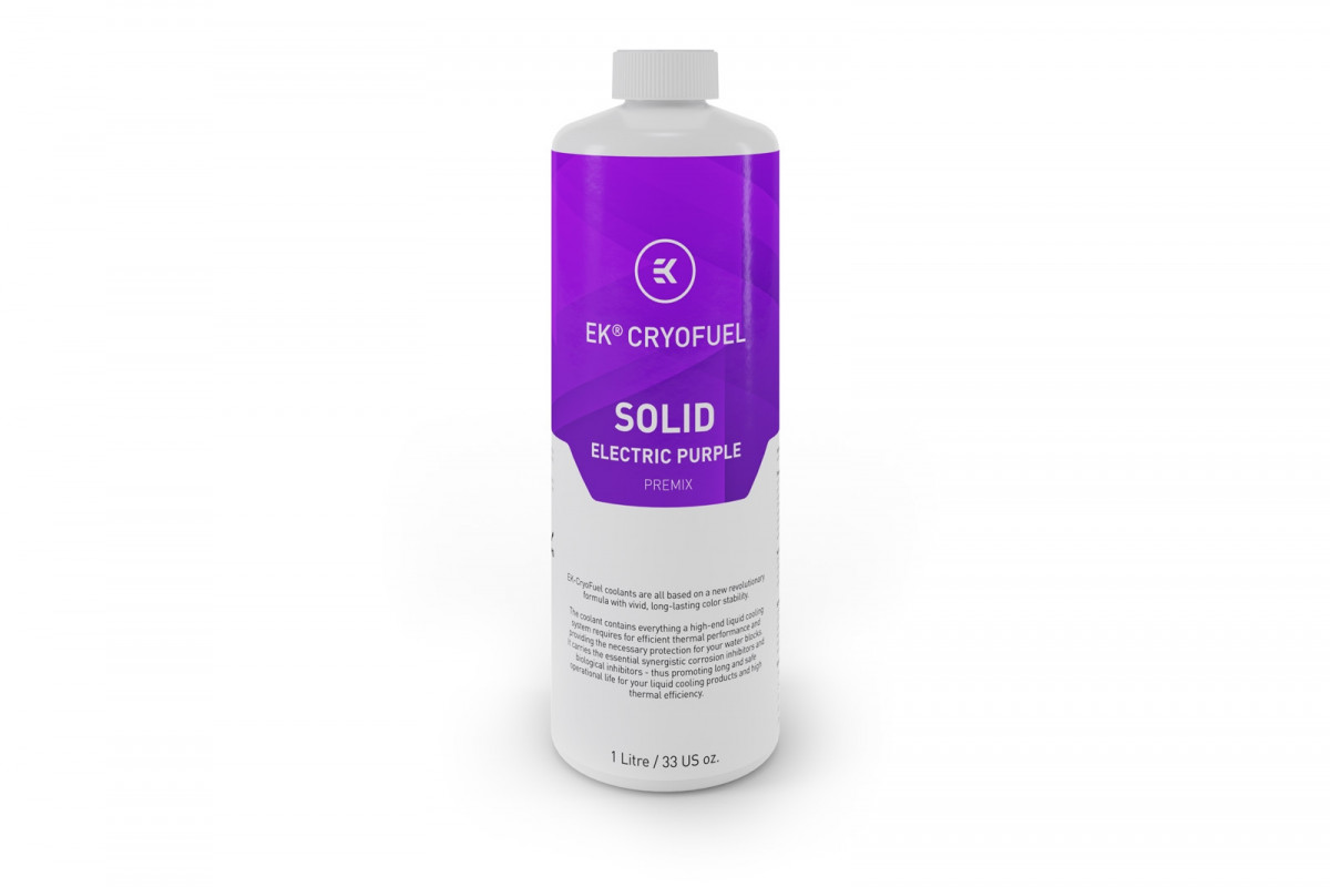 EK-CryoFuel Solid Electric Purple (Premix 1000mL)