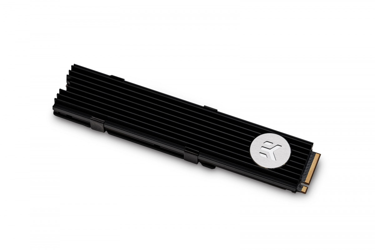 EK-M.2 Heatsink for the Intel Optane SSD 905P - Black