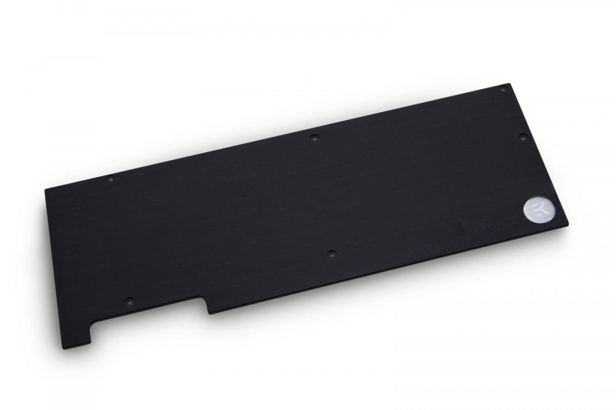 EK-FC RTX 2080 +Ti Backplate Classic - Black