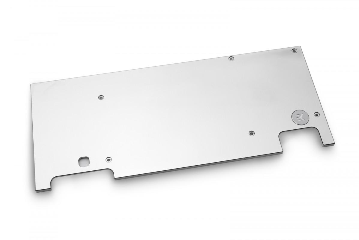 EK-Vector Strix RTX 2080 Backplate - Nickel