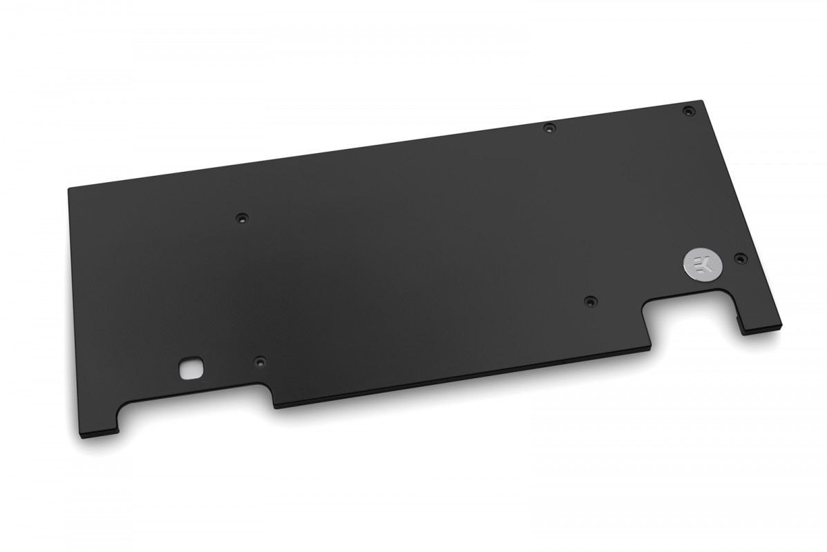 EK-Vector Strix RTX 2080 Ti Backplate - Black
