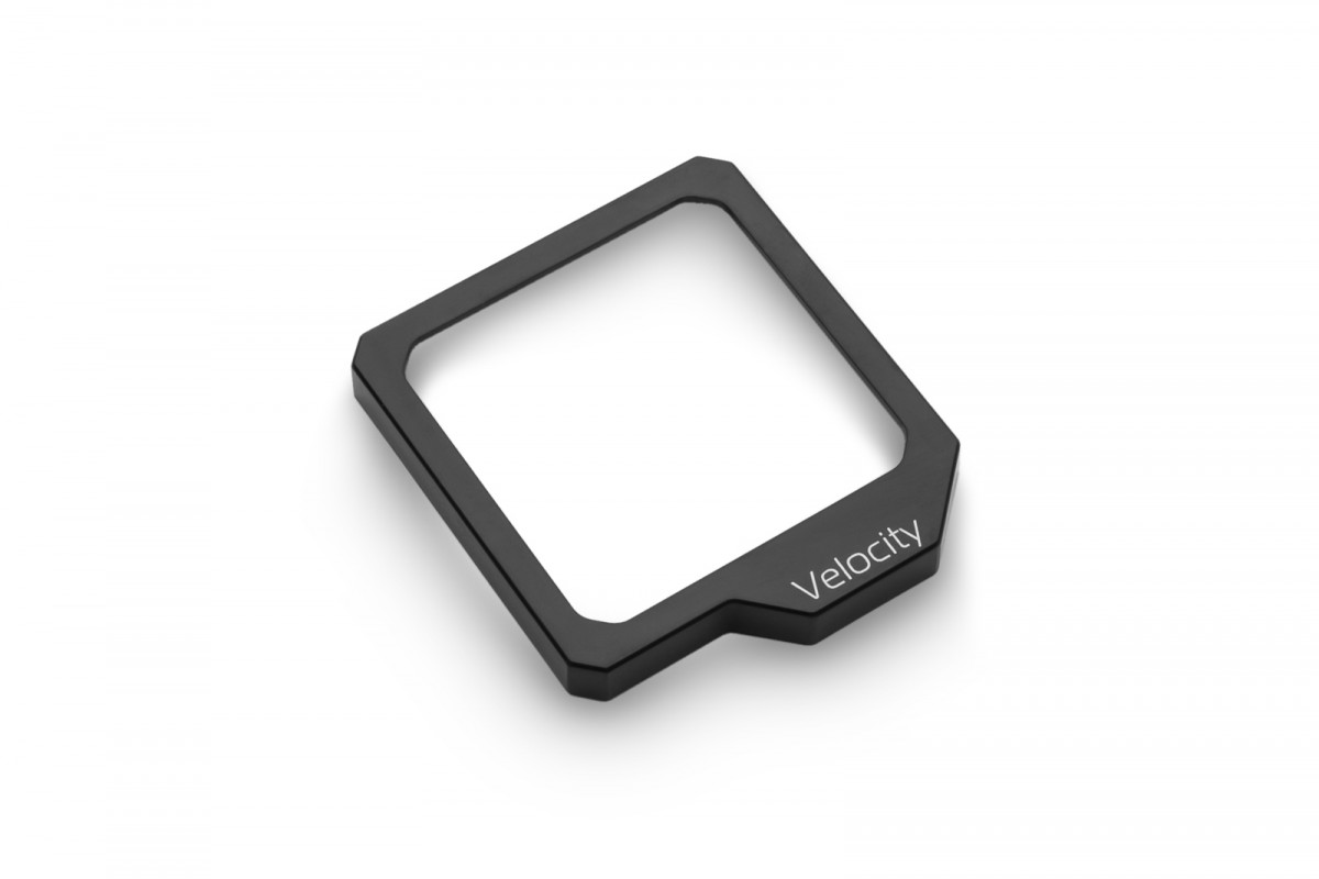 EK-Quantum Velocity Frame - Black
