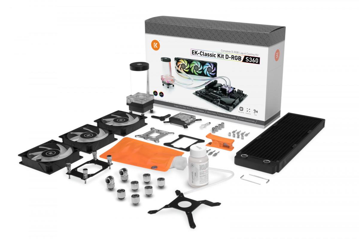 EK-Classic Kit S360 D-RGB
