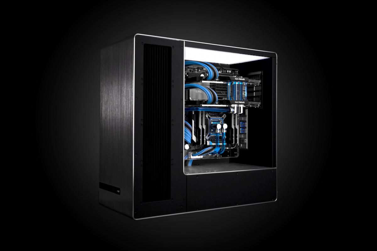 EK-Quantum InWin 909EK - Silver Limited Edition