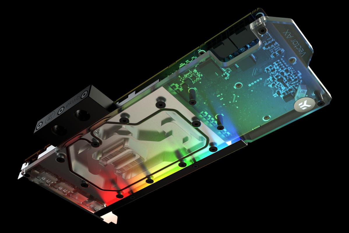 EK-AC Radeon RX 5700 +XT D-RGB