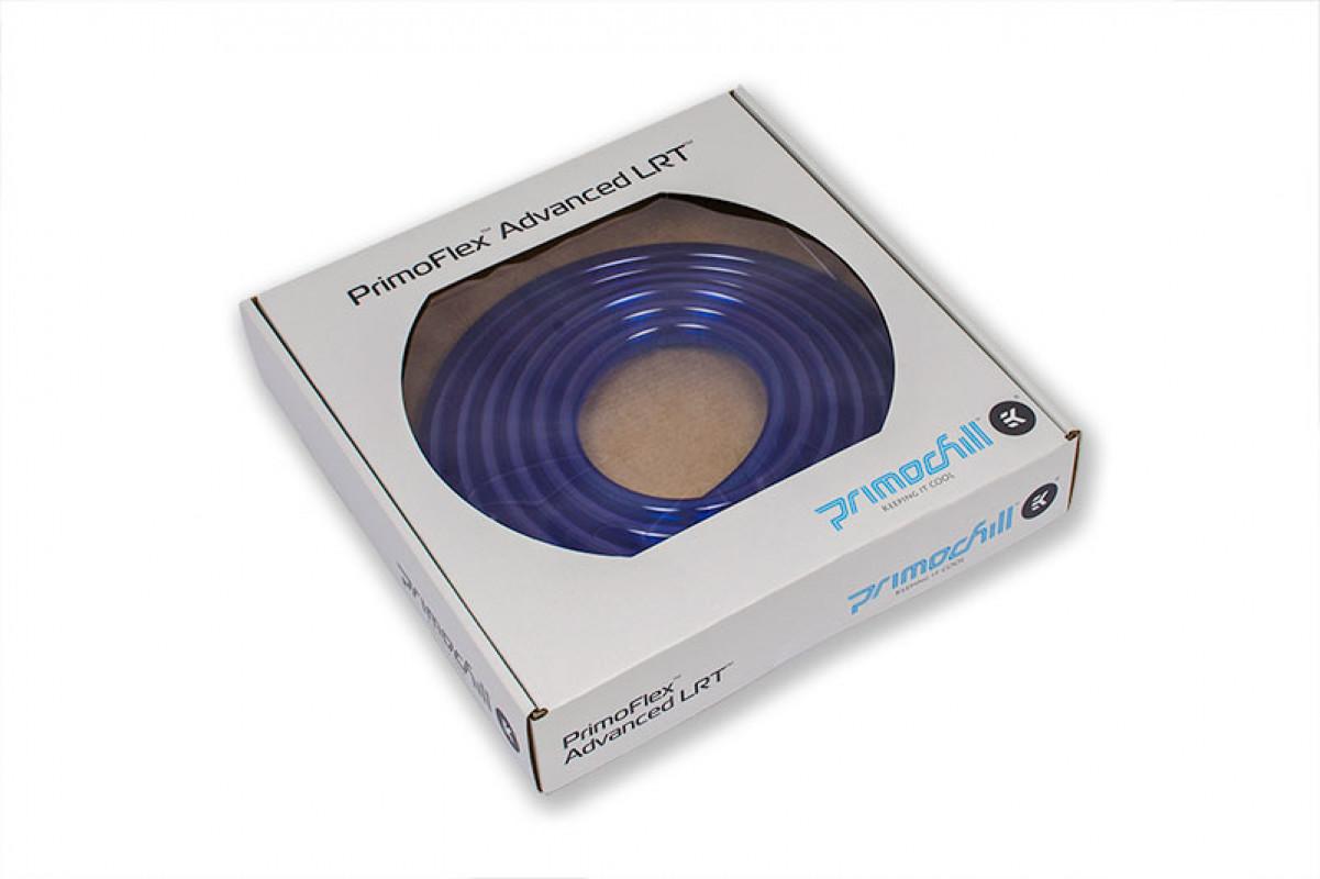 TUBE PrimoChill PrimoFlex™ Advanced LRT™ 19,1 / 12,7 mm - Brilliant UV Blue RETAIL 3m