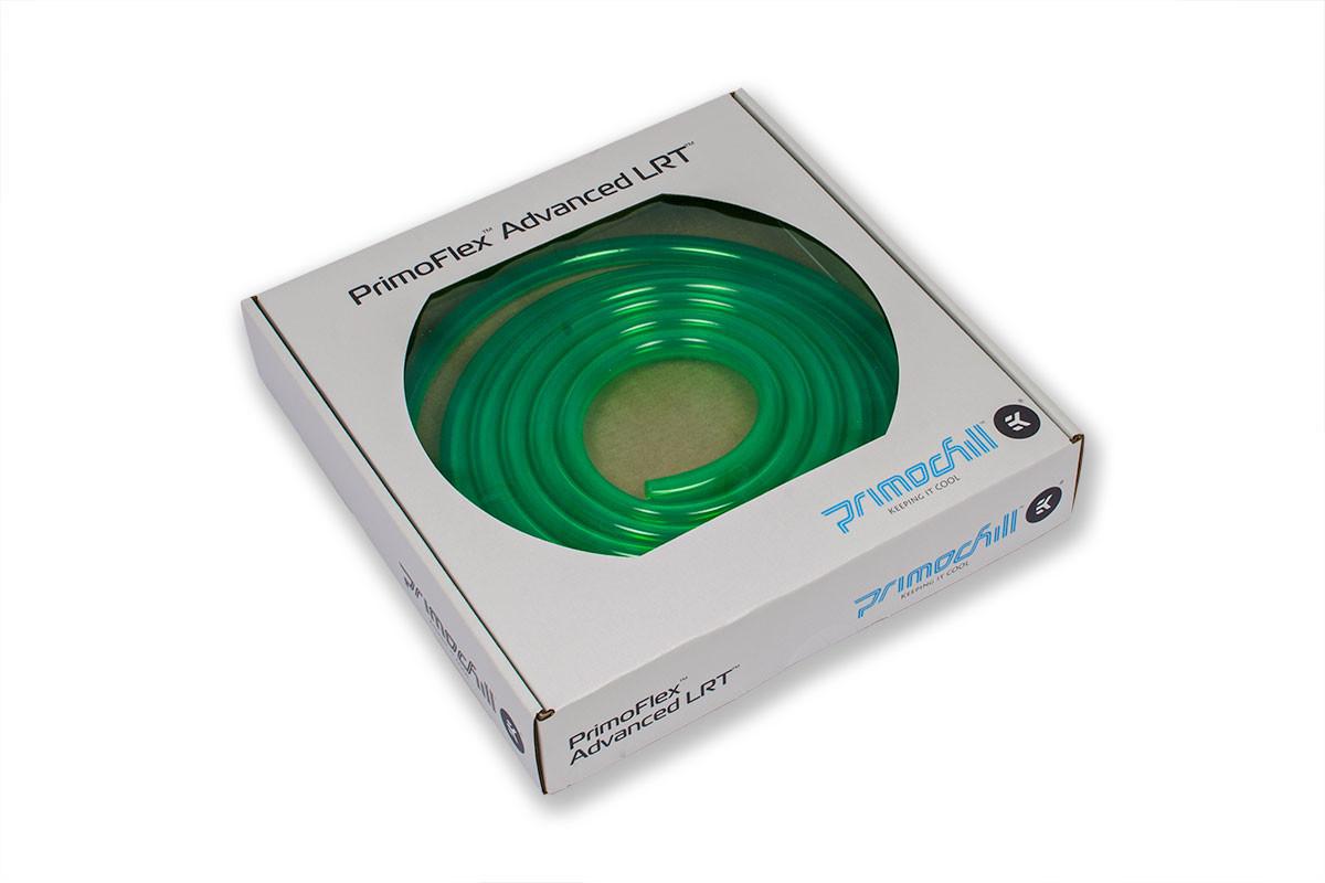 TUBE PrimoChill PrimoFlex™ Advanced LRT™ 19,1 / 12,7 mm - Atomic UV Green RETAIL 3m