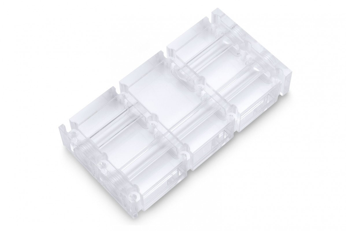 EK-Scalar Quad 2-slot - Plexi