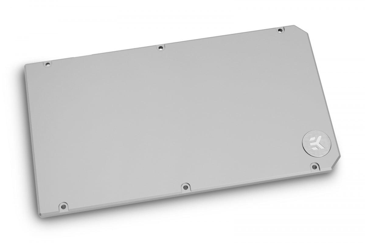 EK-Quantum Vector FE RTX 3070 Backplate - Nickel
