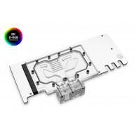 EK-Quantum Vector TRIO RTX 3080/3090 Active Backplate D-RGB - Plexi