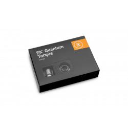 EK-Quantum Torque 6-Pack HDC 12 - Black Nickel