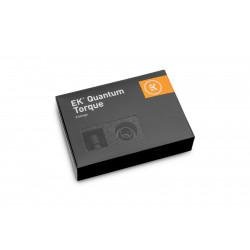 EK-Quantum Torque 6-Pack STC 12/16 - Black