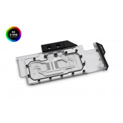 EK-Quantum Vector RTX RE Ti D-RGB - Nickel + Plexi