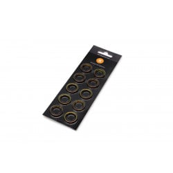 EK-Torque STC-12/16 Color Rings Pack - Gold (10pcs)