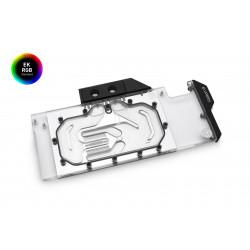 EK-Quantum Vector Radeon VII RGB - Nickel + Plexi