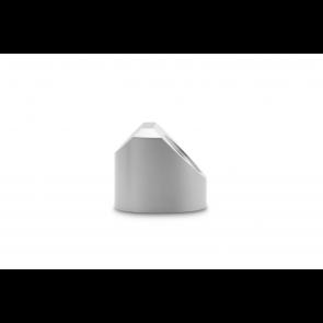 EK-Quantum Torque Static FF 45° - Satin Titanium