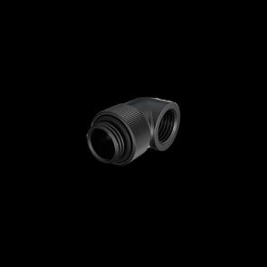 EK-AF ALU Angled 90° G1/4 - Black