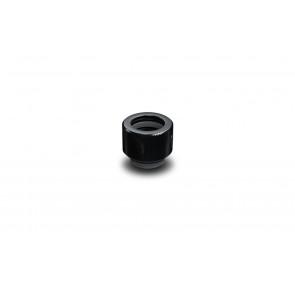 EK-HDC ALU Fitting 12mm OD - Black
