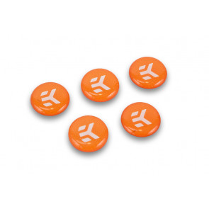 EK-Badge Orange (5 pcs)