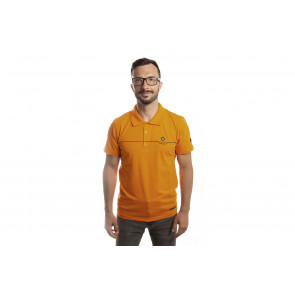 EK-Crew Men's Orange Polo