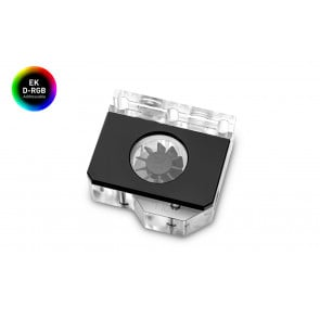 EK-Quantum Scalar Flow Indicator Bottom-To-Top D-RGB - Black