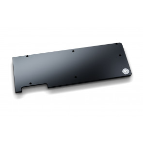 EK-Vector RTX Backplate - Black QC2