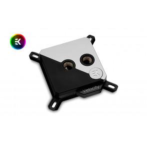 EK-Velocity Strike RGB - Matte Black + Silver