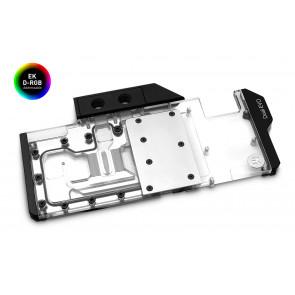 EK-Quantum Vector Dual Evo RTX 2070/2080 D-RGB - Nickel + Plexi