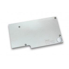 EK-FC970 GTX Backplate - Nickel
